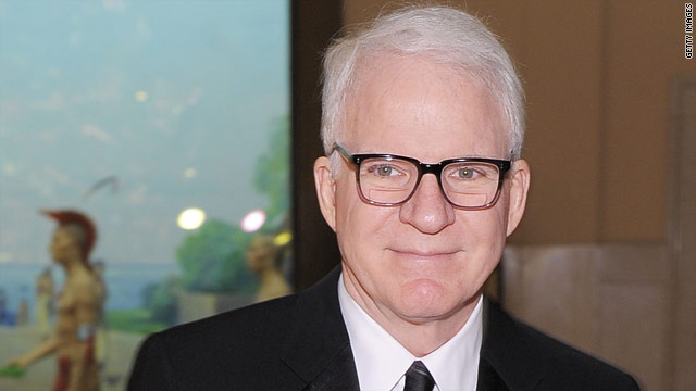 Steve Martin: Was I boring? Maybe