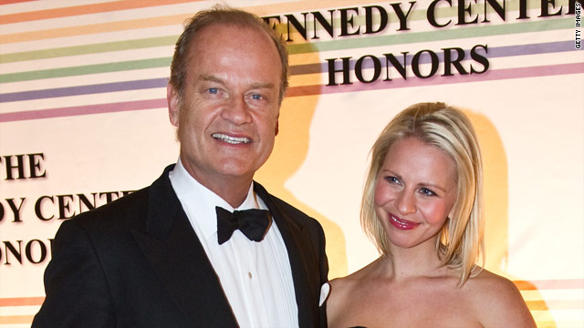 Kelsey Grammer to marry British girlfriend