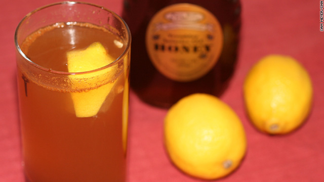 Breakfast buffet: National hot toddy day
