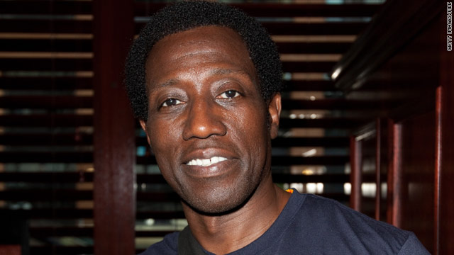Wesley Snipes to appear on &#039;Larry King Live&#039;
