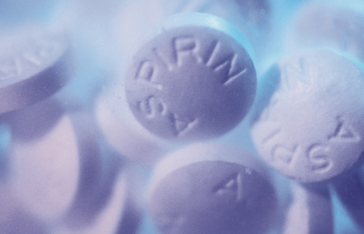 Aspirin reduces cancer risk, study says
