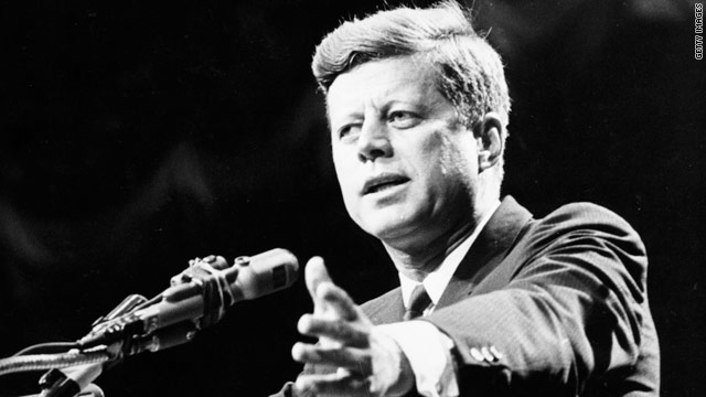 Kennedy remains most popular modern president