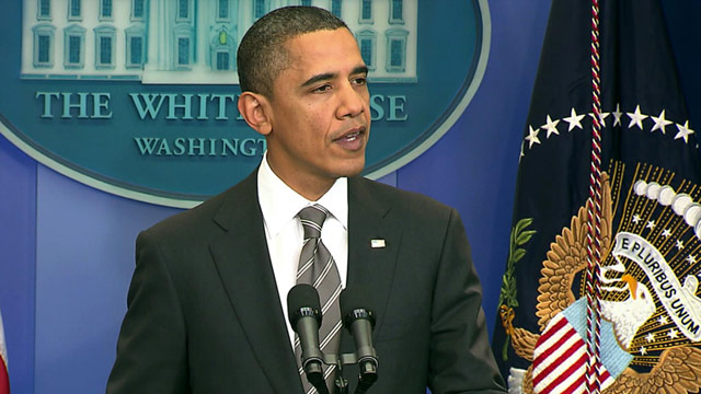 Obama: Tax deal good for American people