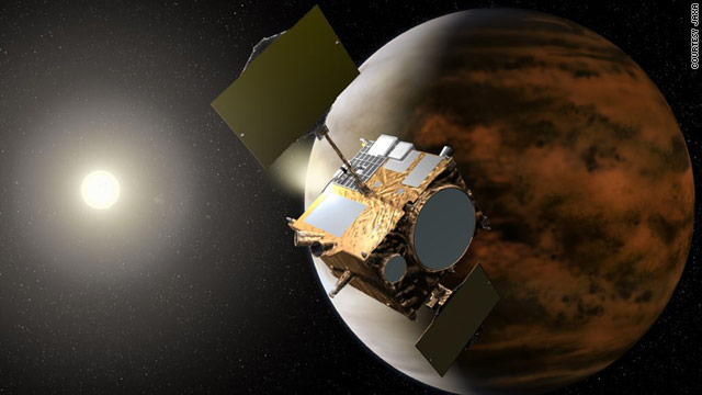 Craft will study weather on Venus