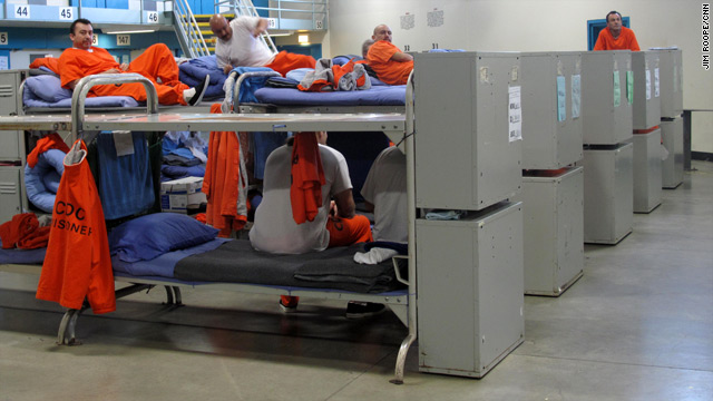 Inside California's overcrowded prisons