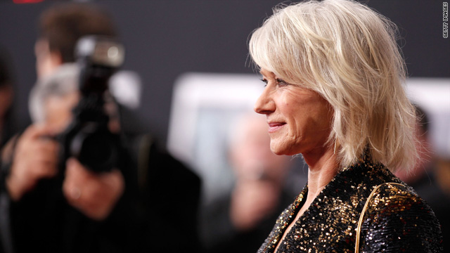 'Showbiz Tonight' Flashpoint: Helen Mirren slams Hollywood