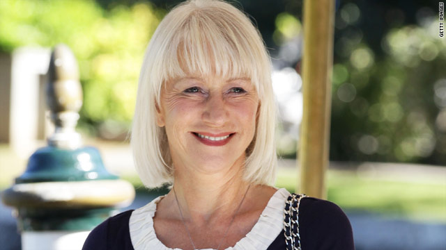 Helen Mirren: The way I look is irrelevant