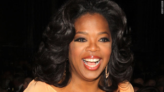 Oprah Winfrey in talks to produce, star in HBO film
