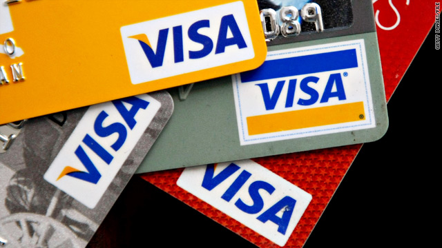 Visa, MasterCard targeted in apparent cyberattack