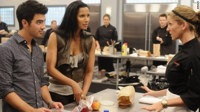 A night at the museum with 'Top Chef: All-Stars'