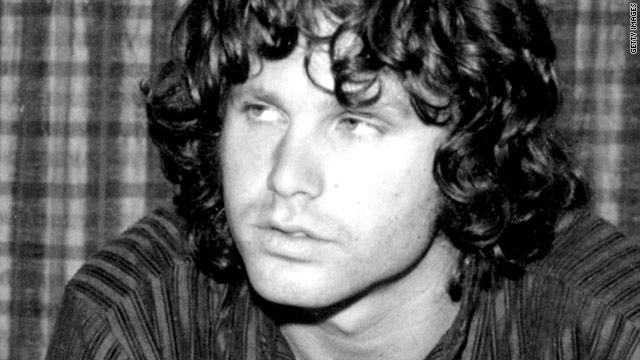 Jim Morrison pardoned for indecent exposure