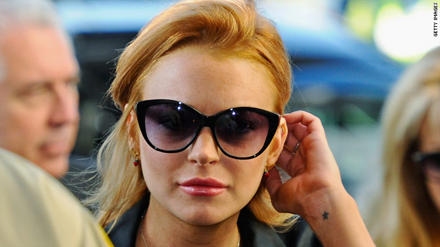 Lindsay Lohan's rep denies she'll do 'DWTS'