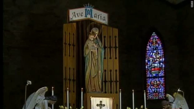 Bishop: Virgin Mary apparition did appear