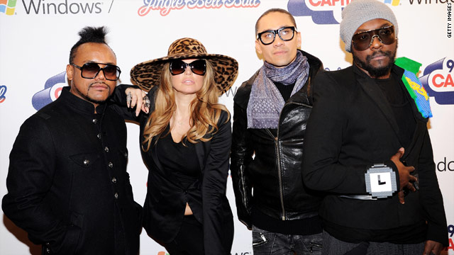 Black Eyed Peas' album debuts at No. 6