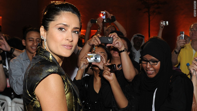 Salma Hayek: I was an illegal immigrant