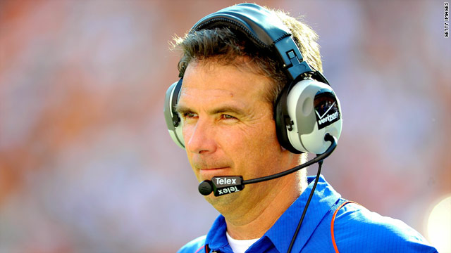 SI.com: Urban Meyer&#039;s Gator getaway