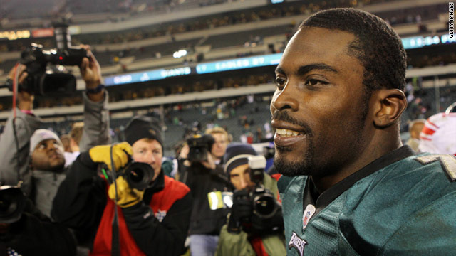 Michael Vick leads Pro Bowl voting
