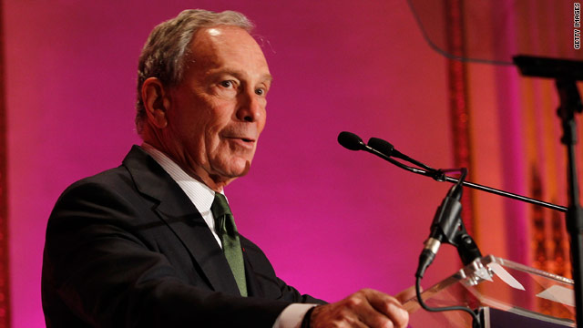 Bloomberg to join in launch of new group that will emphasize non-partisan solutions