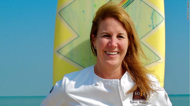 5@5 - Chef Carol Wallack