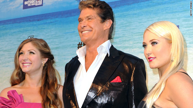 &#039;Showbiz Tonight&#039; Flashpoint: Is the Hoff&#039;s career in crisis?