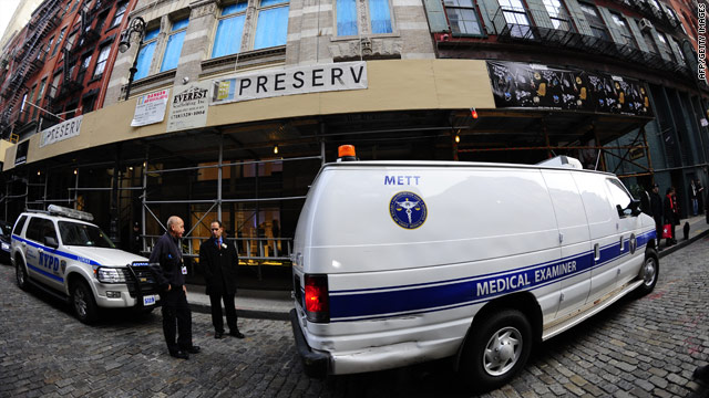 Madoff son found dead of apparent suicide