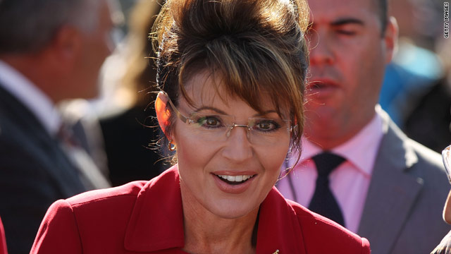 Palin expected in Haiti with humanitarian delegation