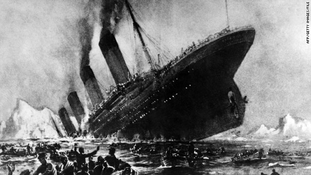 New metal-eating bacteria found on Titanic