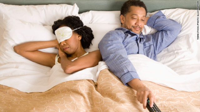 Get Some Sleep: No snoring is safe