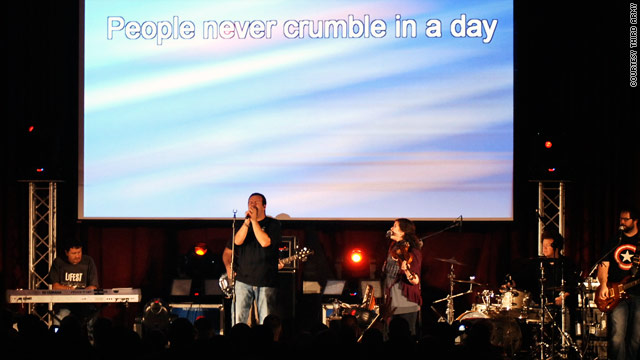 Casting Crowns – Christian rock's global ambassadors