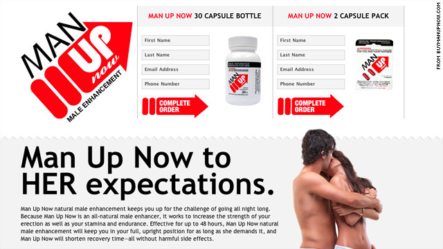 FDA warns consumers to avoid sexual enhancement pills