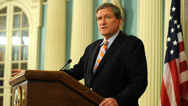 Richard Holbrooke, noted diplomat, is dead at 69.