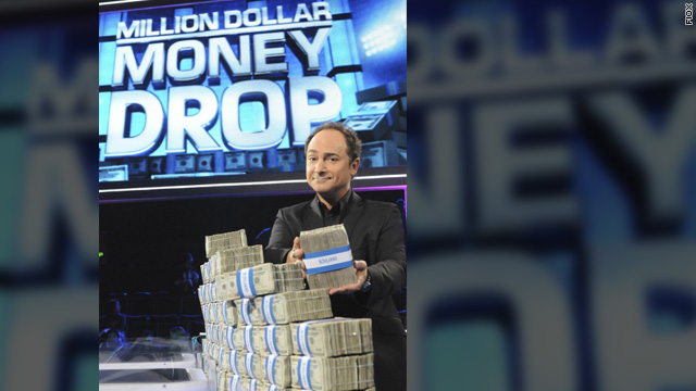 Fox gets back in quiz game with 'Money Drop'
