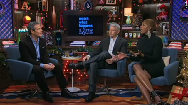 NeNe and AC join forces on &#039;Watch What Happens Live&#039;