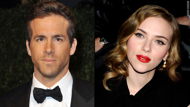 Ryan Reynolds and Scarlett Johansson split