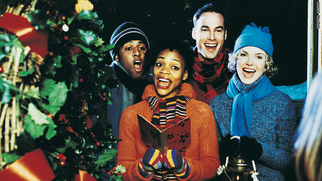 Christmas songs: a feast decoded