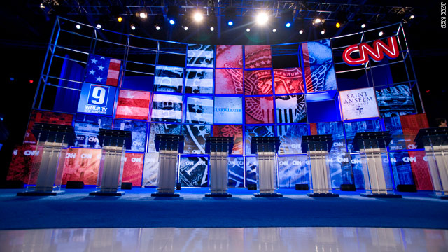 CNN, WMUR and Union Leader to produce the first New Hampshire GOP debate