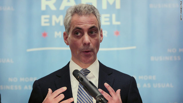 Emanuel to defend his Chicago residency