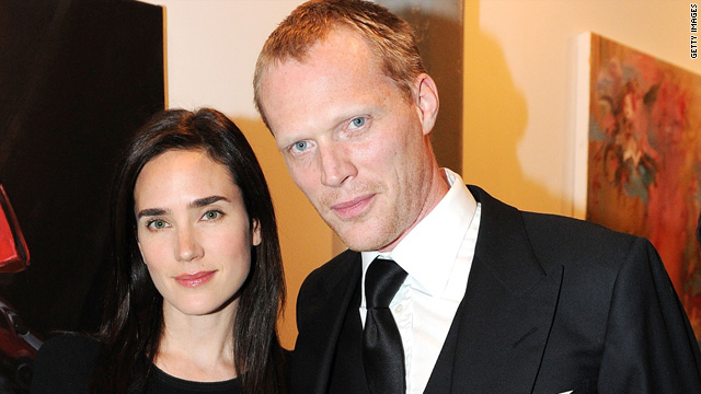 Jennifer Connelly and Paul Bettany are expecting
