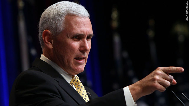 Tax cut action could keep Pence from S.C. visit
