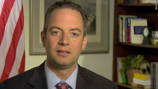 Priebus shrugs off photos tying him to Steele