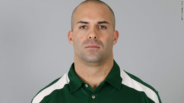 Jets suspend coach who tripped player