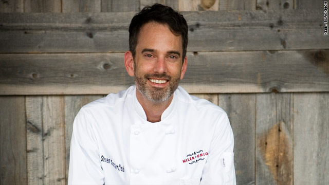 5@5 - Chef Steven Satterfield