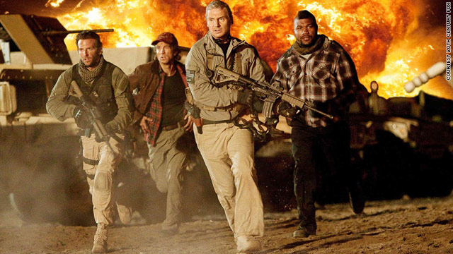 'A-Team' director: Movie was victim of marketing misstep