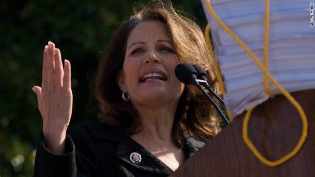 Bachmann to give her own State of the Union rebuttal