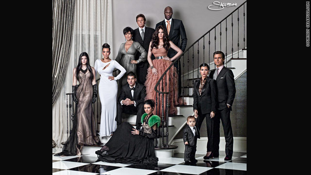 Happy Holidays! Love, The Kardashians