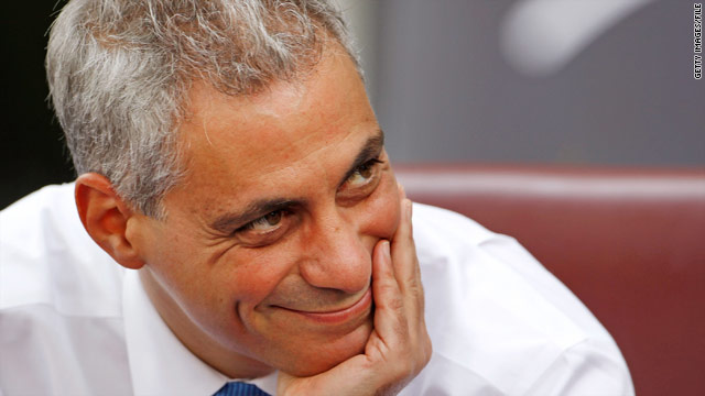 Poll: Emanuel front-runner in Chicago mayoral race