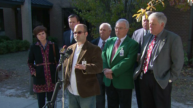 Florida school board members recount meeting horror
