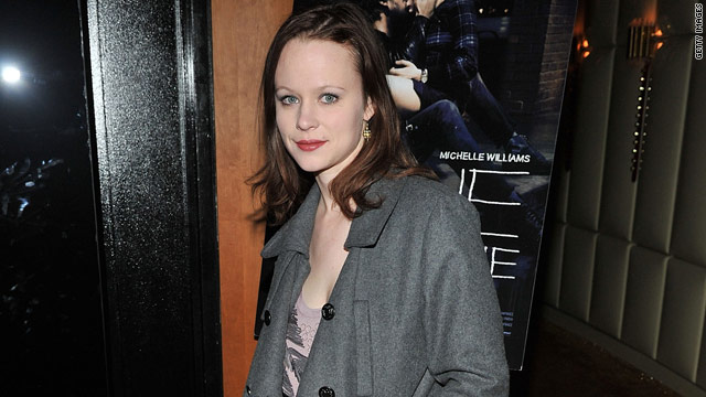 Thora Birch fired from 'Dracula'