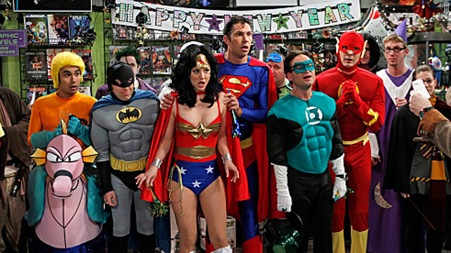Is there no justice on 'Big Bang Theory'?
