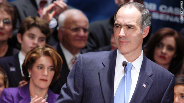 Casey endorses same-sex marriage, an issue of 'conscience'